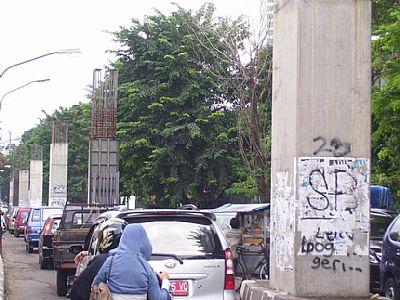 The present pillars of the community in Jakarta