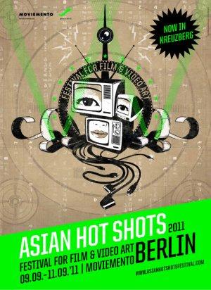 poster asian hot shots