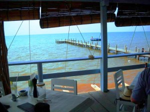 Seaview from your tabel, By: Gabrielle Yetter