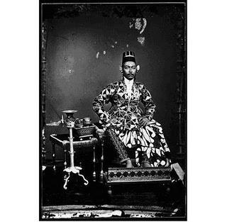 Sultan Hemngku Buwono VII, By: Kassian Cephas