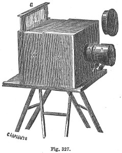 A Daguerreotype Camera