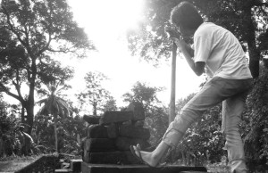 Photographing a photographer, By: Dalih Sembiring