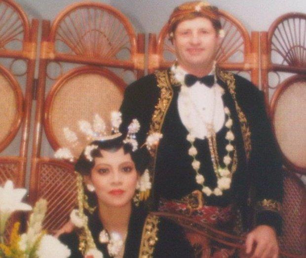 Julivanie and Clive Latitudes.nu cross-cultural couples