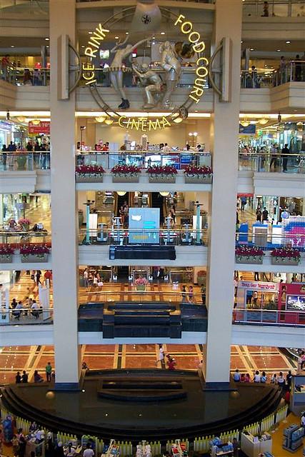 Taman Anggrek Mall Jakarta, By: Dionisius Purba