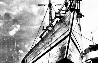 A Merchant Ship in Sunda Kelapa Harbour, By: Seno Ahmad