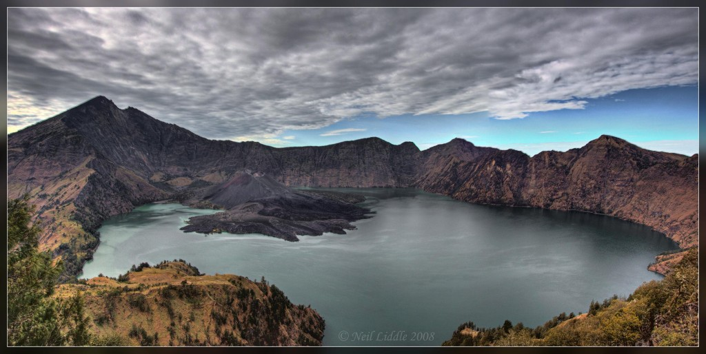 Time is simply something Rinjani doesn't have, By: Neil Liddle