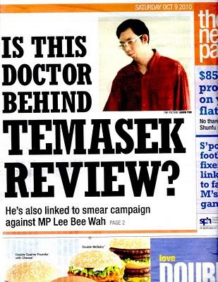The people behind anti-establishment site Temasek Review exposed