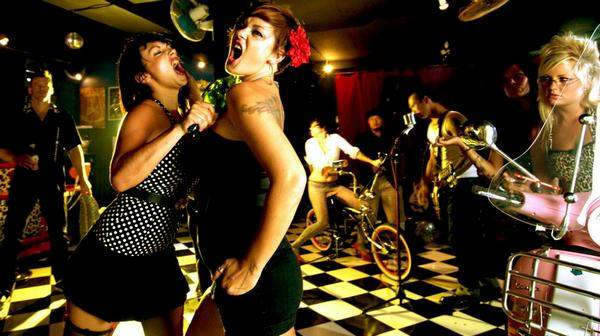 twice bar bali, rock club
