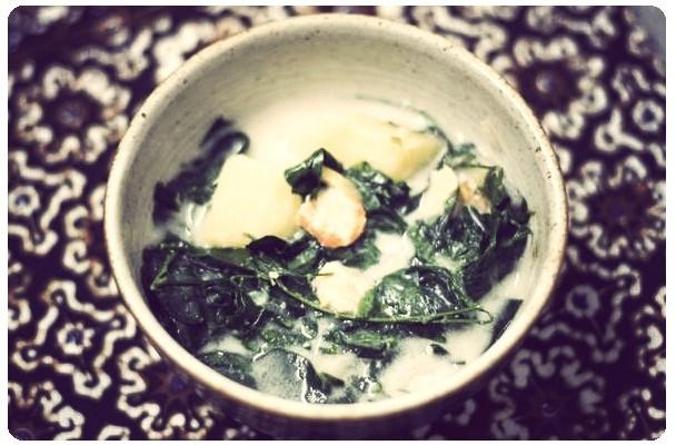 Masak Lemak Recipe Sweet Leaf And Sweet Potato In Coconut Milk Latitudes
