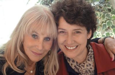 Donna Smith and Deborah Gabinetti