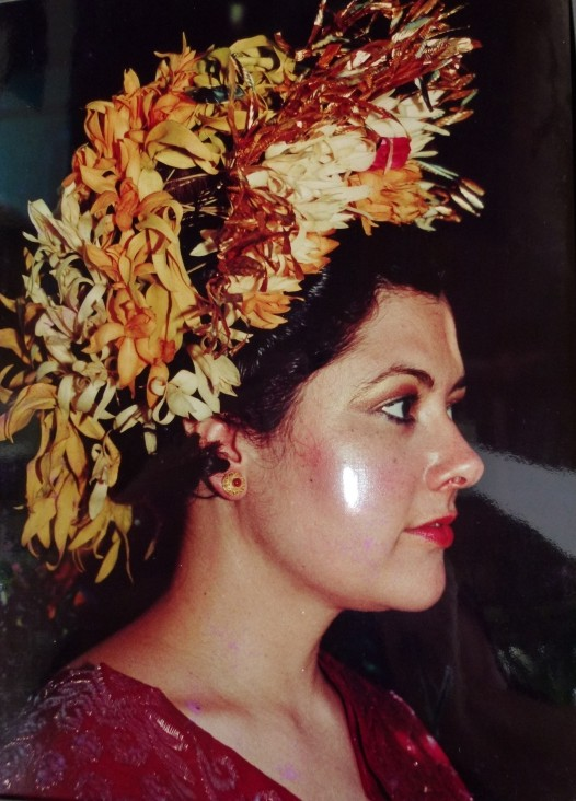 Sita, a beautiful bride