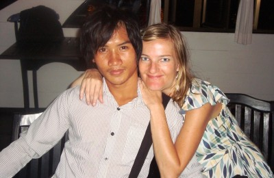 Rithy and Sylvia, cross-cultural couples