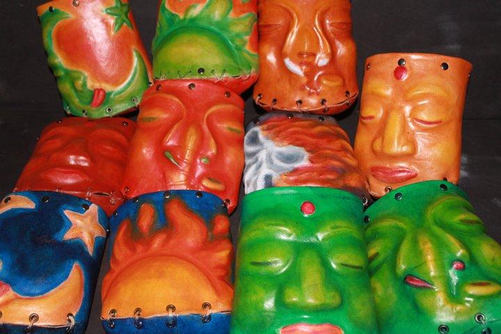 chalkbags, made by Agung Setyobudi