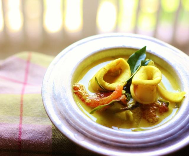 Sri Lankan Cuttlefish Curry, By: Erna Dyanty