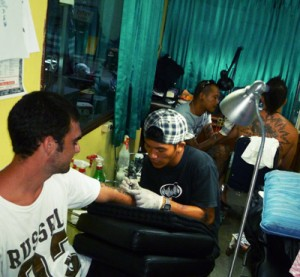 Ibud tattoo shop