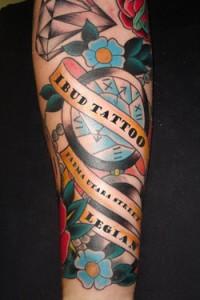 Why not take an Ibud tattoo?