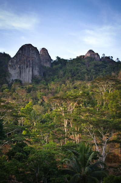 Gunung Sewu's unique landscape, By: Narve Rio