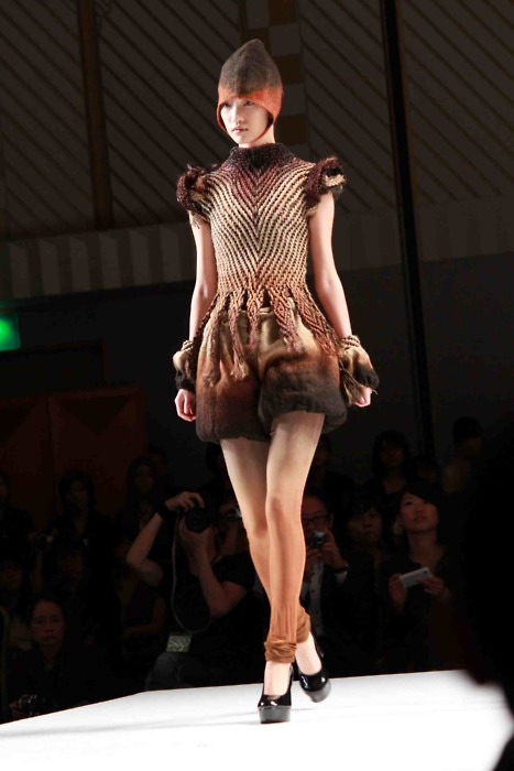 Jun Rodino Artajo's Dreamwaver on the runway