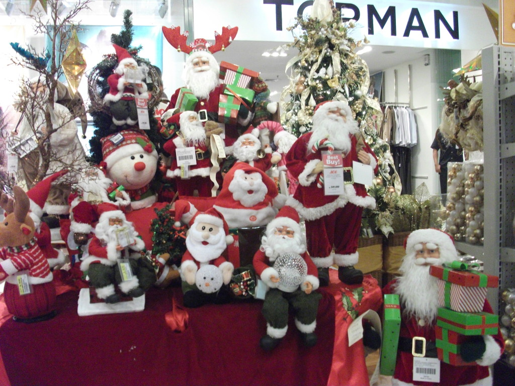 How much Christmas can you take? By: Kenneth Yeung