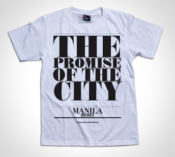 When in Manila...This Statement Shirt!