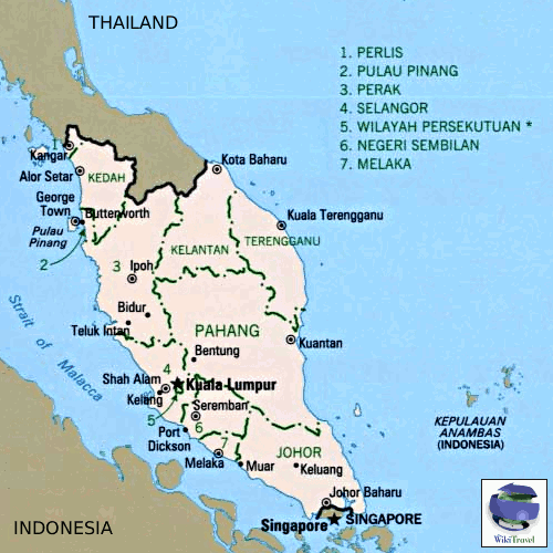 Malaysia Beaches: Introduction To The Eastcoast Of Malaysia: In The Belly Of