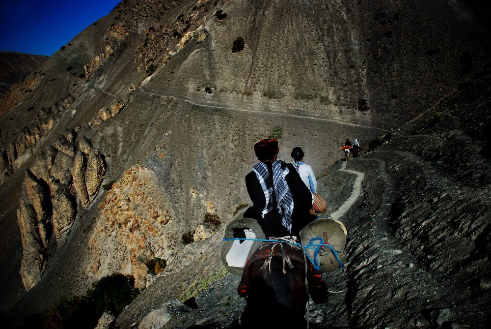 A dangerous road to Pamir, Afghanistan, By: Agustinus Wibowo