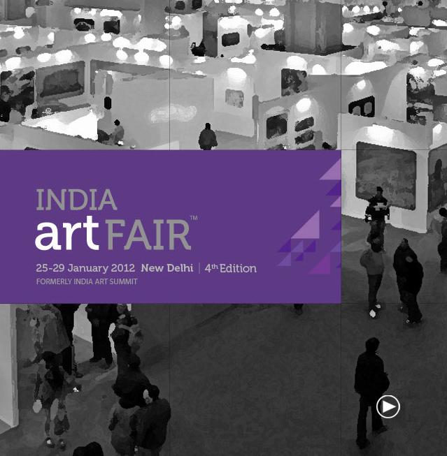 India Art Fair New Delhi