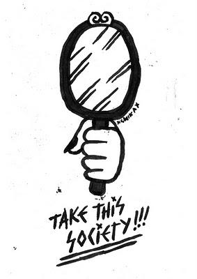 Take this Society!!! By: Shieko Reto