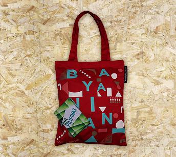 Tote bag by Team Manila