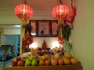 Chinese New Year: A fruitful year