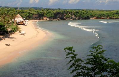 Balangan Beach, By: Nate Robert