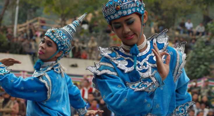 Naga from Burma, By: Raj Kumar