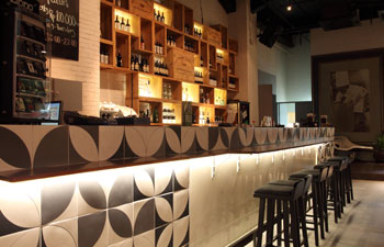Poste Kitchen + Bar, one of Jakarta's trendy hang outs