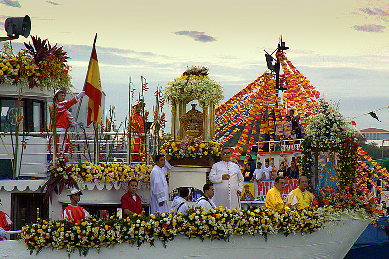 Sinulog Festival Fluvial Procession