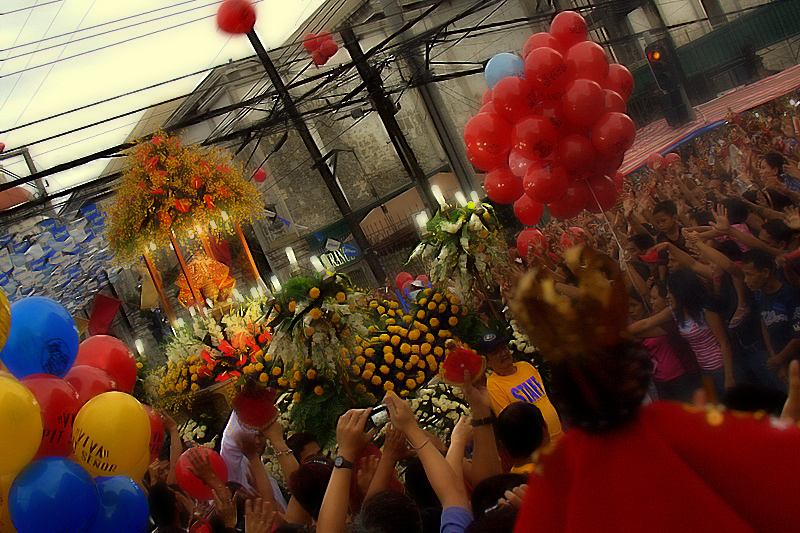 Sinulog Festival Procession