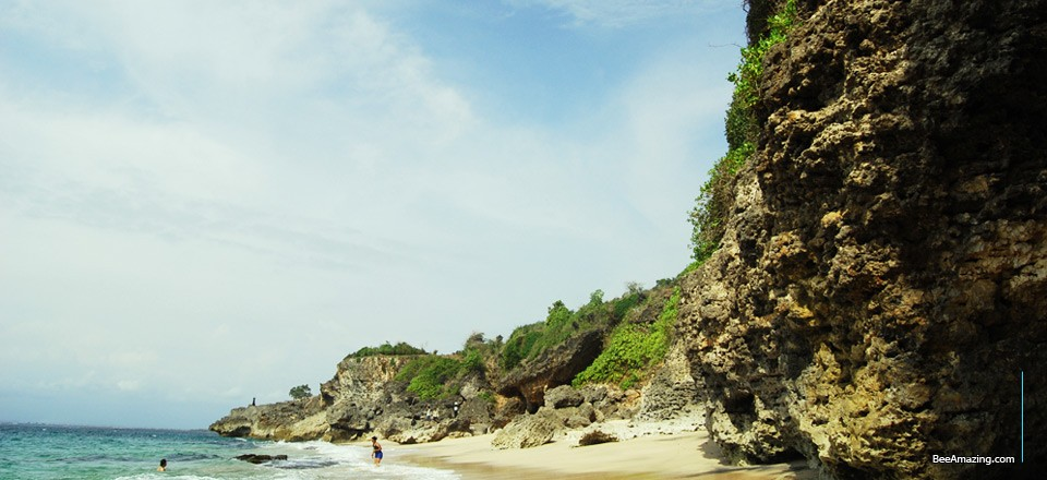 Tegal Wangi Beach, By:BeeAmazing
