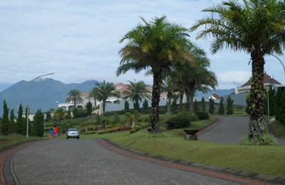 A view of Malang