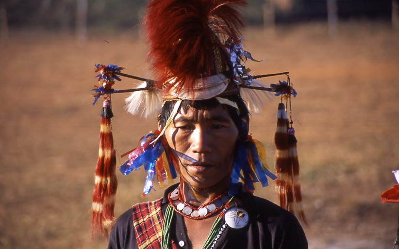 Naga Woman, By: Raj Kumar