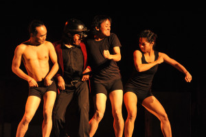Nurturing the Youth's Creativity through Contemporary Dance: A Collaboration among Cultures