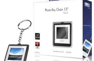 Sweex Digital Photo Key Chain