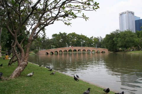 Bangkok Parks, Green Spaces in a Frenetic City - Latitudes