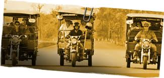 Start your engines for the Mad Tuk Tuk Challenge 2012