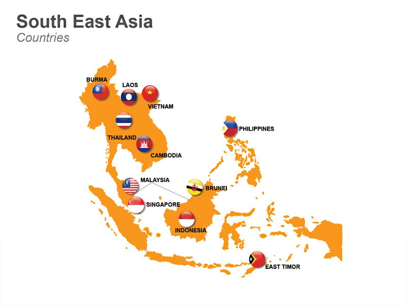 Introduction to Southeast Asia 11 Countries 620 million people