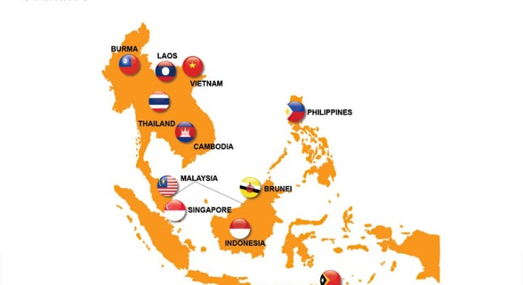 Introduction to Southeast Asia: 11 Countries, 620 million ...