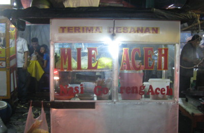 Mie Aceh, a favorite Indonesian dish, By: Hush Petersen