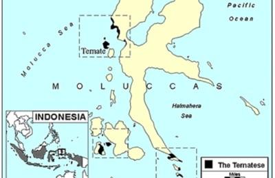 Ternate Indonesia
