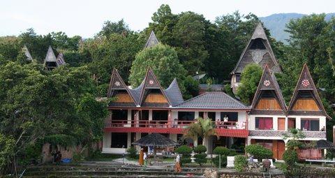 Batak architecture, By: Isaac Olson