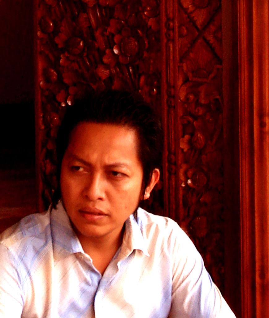 MADE DHARMENDRA, Balinese architect