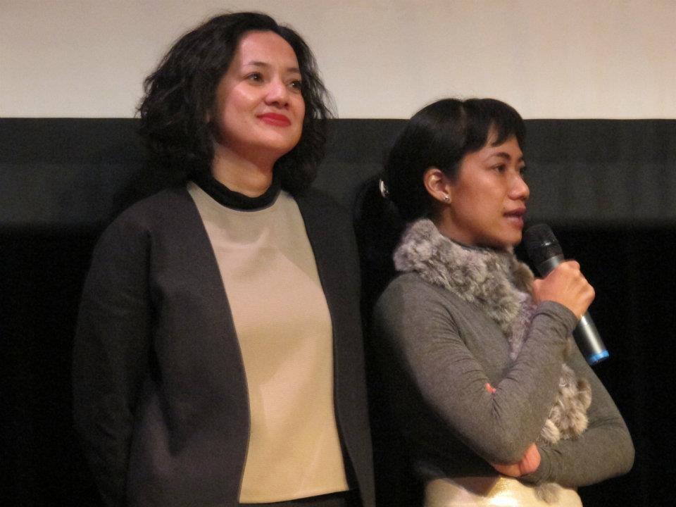 Cut and Nia at CinemAsia 2012