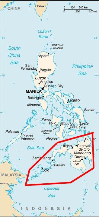 the wonders beauty of mindanao the philippines latitudes